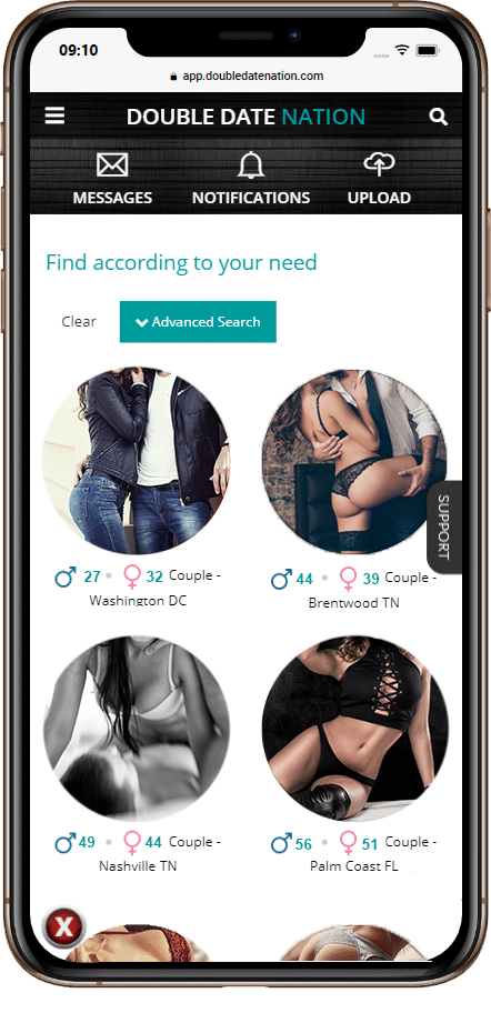 One of the things we like about DDN is their commitment to safe sharing.  DDN focuses on privacy and security which means you can focus on sharing your sexiest photos with peace of mind.  They also have the most responsive customer service that we've ever encountered in our years of navigating lifestyle websites.