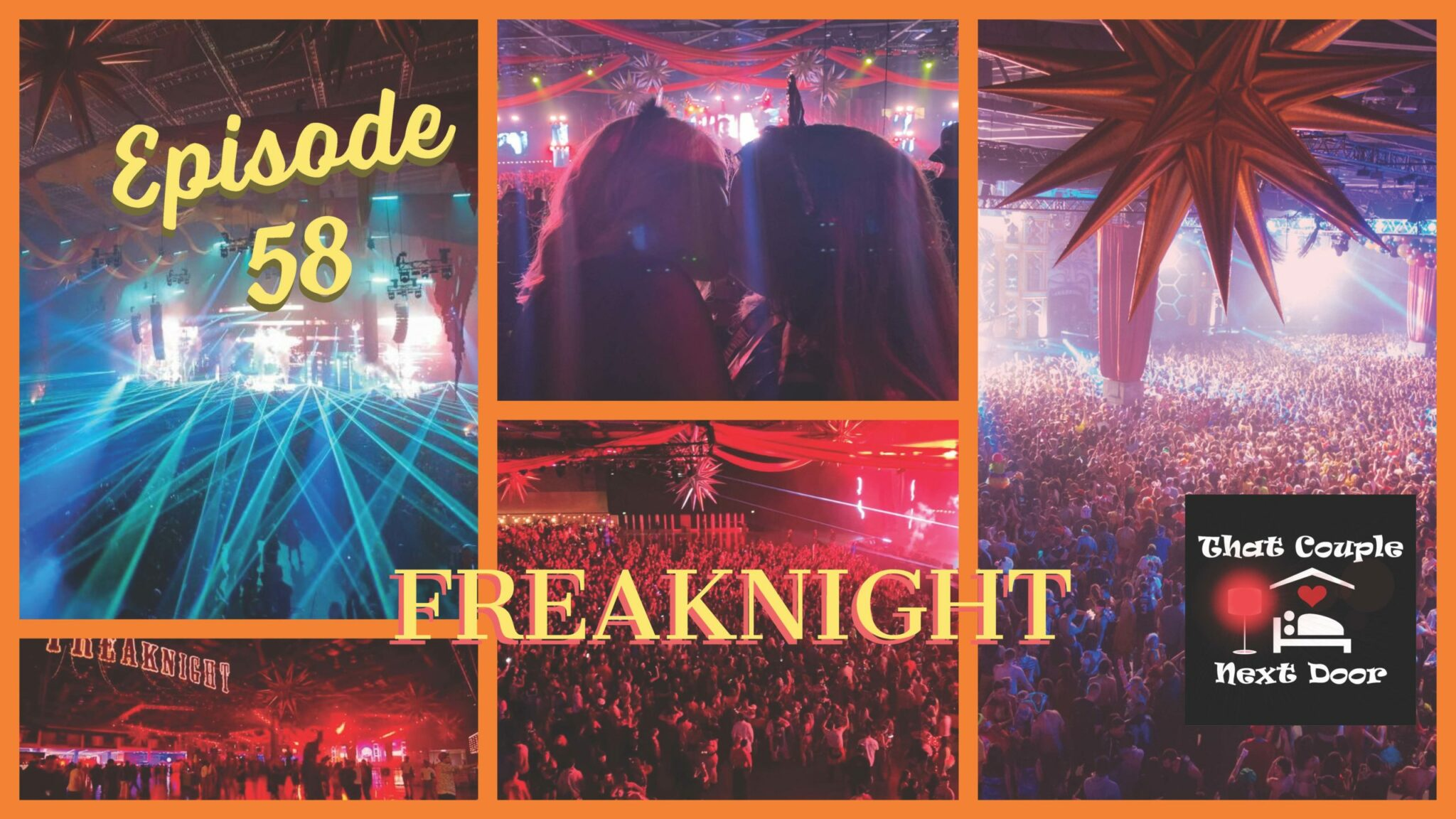 Remember when we could be out in crowds of people and enjoy music together?  It seems like a lifetime ago, but in this episode we recall attending the biggest EDM show we've seen.  FreakNight in Seattle is the largest annual Halloween raver...