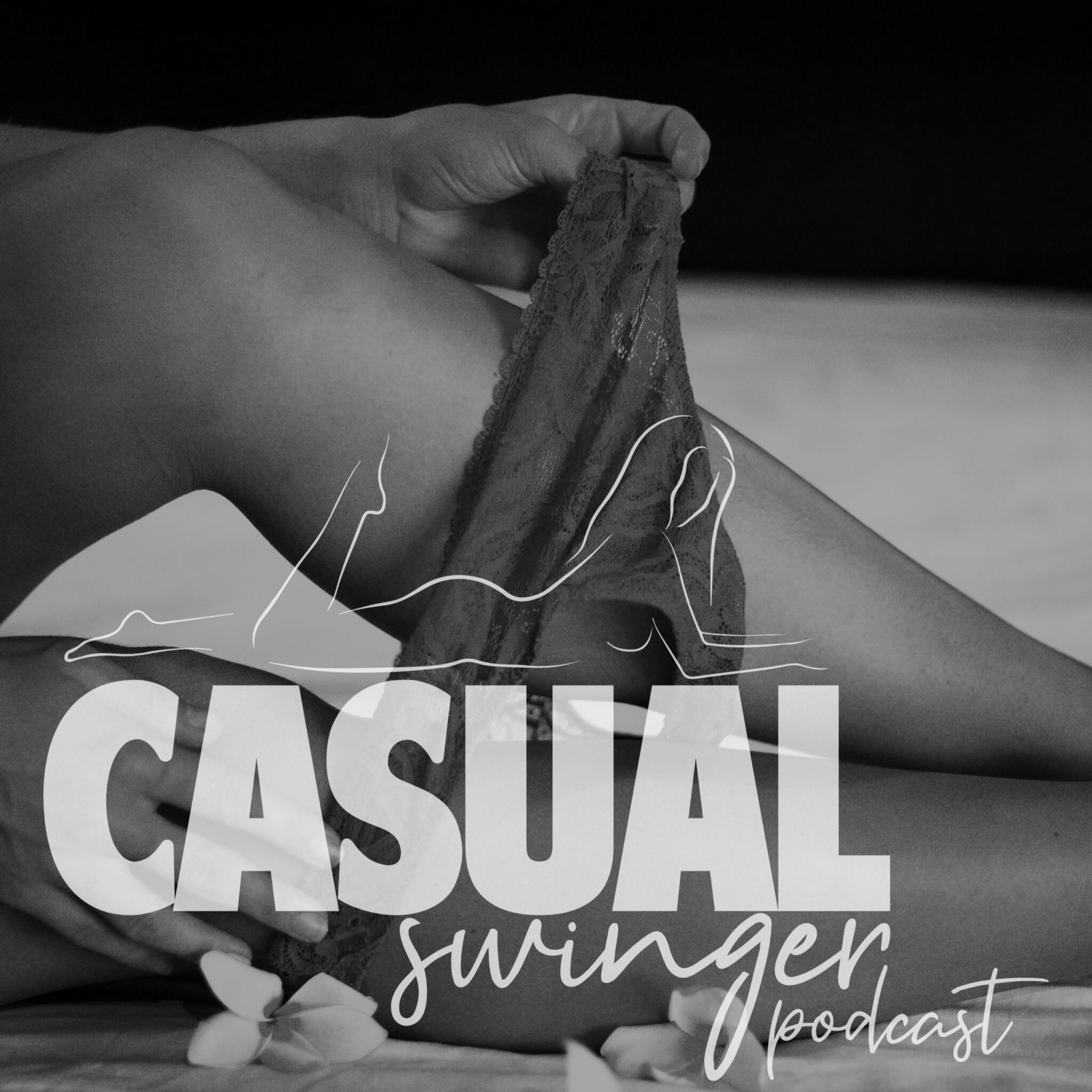 "Mickey & Mallory welcome a guest into the Casual Swinger studios to answer his blunt & deep questions on being in the lifestyle.  Our guest is so vanilla, so pale, so new, that we coined him the ""Great Alabaster Scrotum,"" and it immediately stuck."
