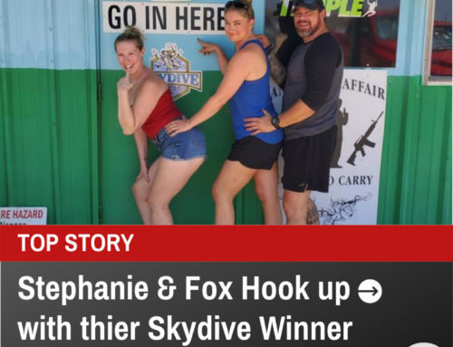 24: We hooked up with our Skydive Winner! (Interview w/ Krystal)