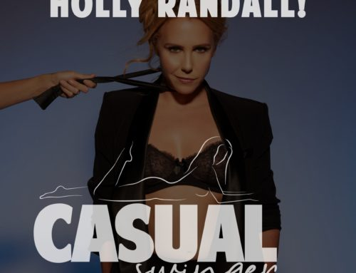4: Making Love (To The Camera!) w/ Erotic Photography Legend Holly Randall