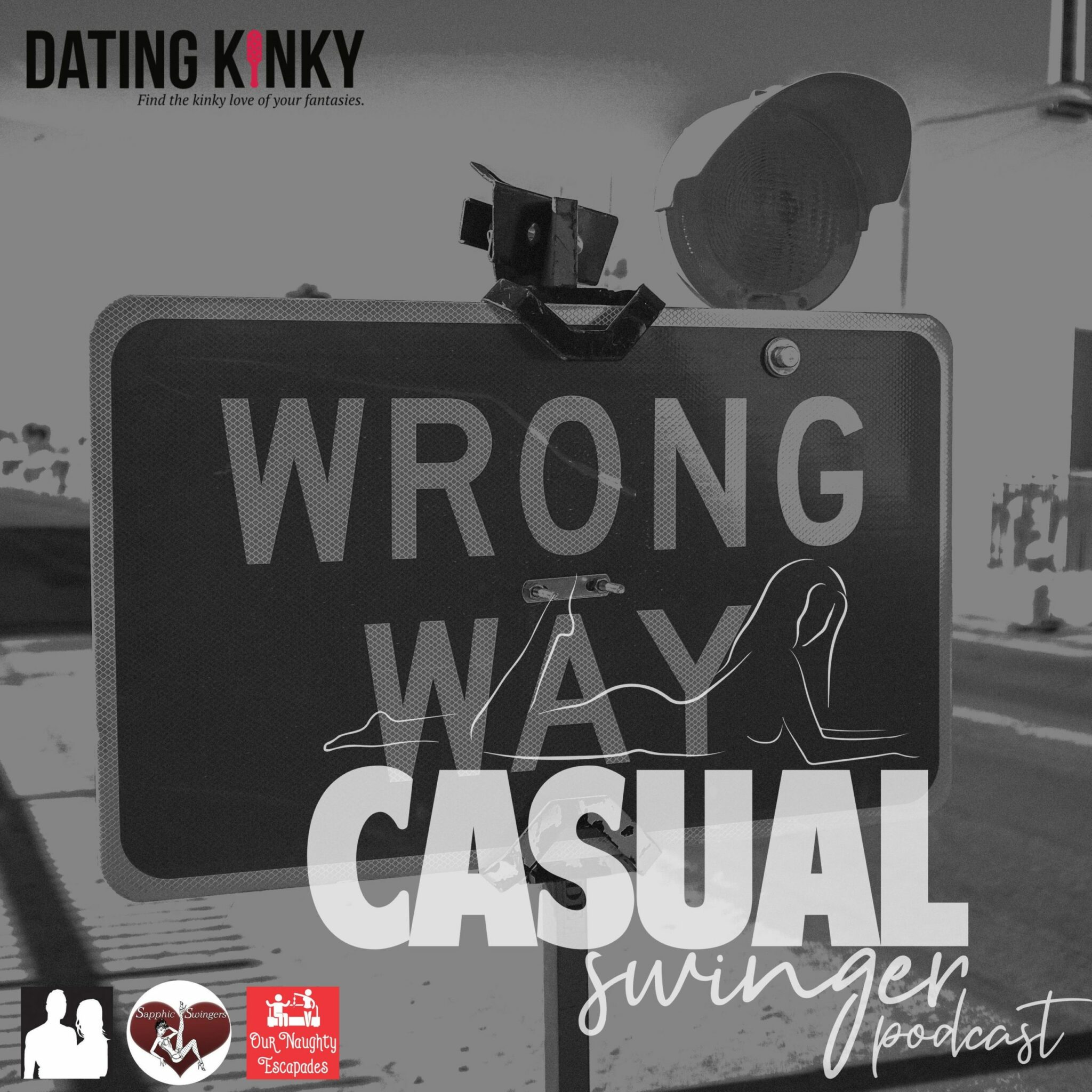 "BONUS ALERT!  Another week another special episode for you guys, this one featuring a LIVE recording we did on behalf of Dating Kinky & their ""It's Not Cheating"" special.  In this segment we discuss ""What's Wrong w/ Swinging?"" and how different viewpoints of what is and is not swinging create conflicts in many areas of Ethical Non-Monogamy.  This episode features Our Naughty Escapades, Sapphic Swingers, and the Monogamish Marriage, too!"