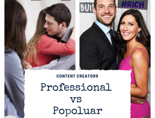 33: Professional vs Popular