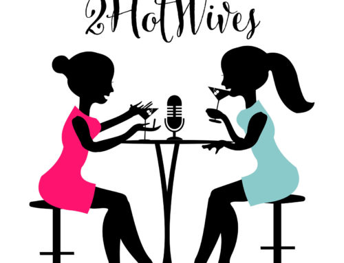 2HotWives Get Buzzed