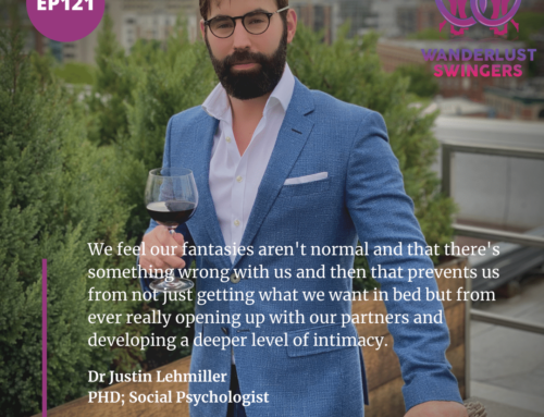 121: Cuckolding with Dr Justin Lehmiller
